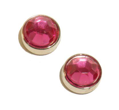 10mm rosa blingpärla