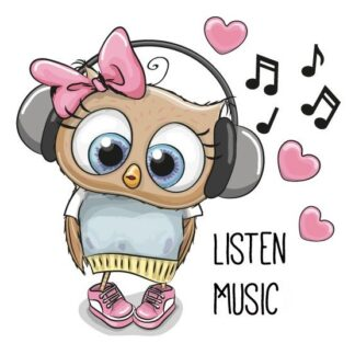 Vinyltryck Listen music