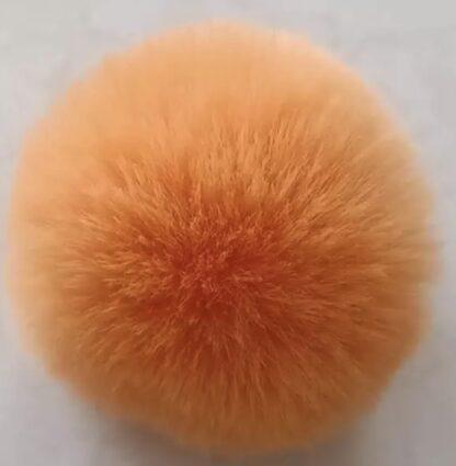 pälsboll orange