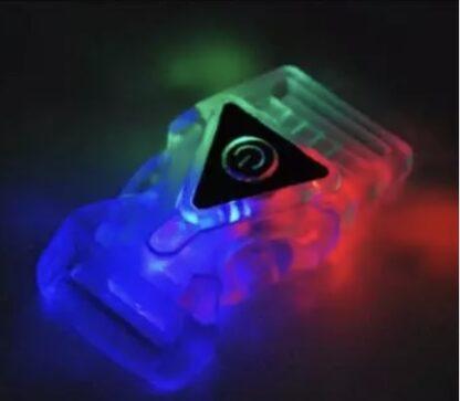 LED spänne färg