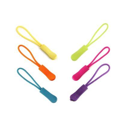 dragkedjeflärp färger dragkedjedragare. Dragare till dragkedja