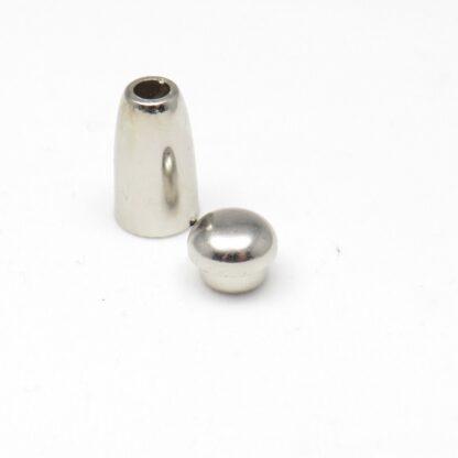 snörände delat silver