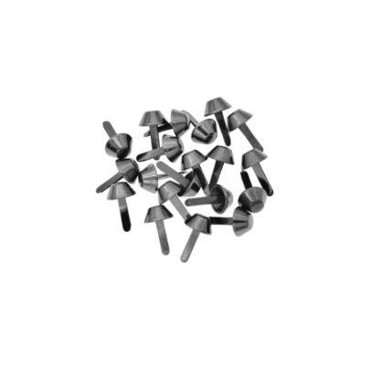 väskfötter mörkgrå 12x6