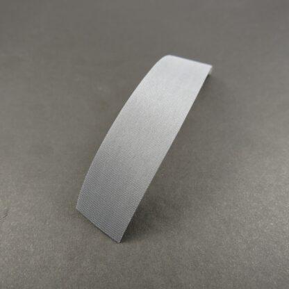 zip-tape 15mm grå med lim