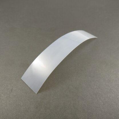 zip-tape 18mm transparent