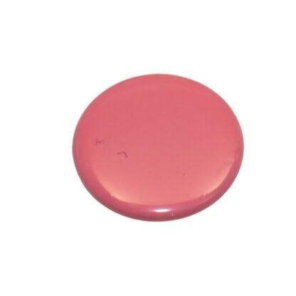 tryckknapp 11 täckt knapp rosa